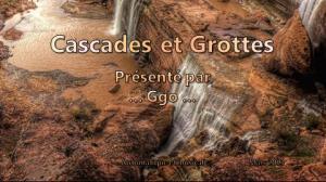 Cascades et Grottes