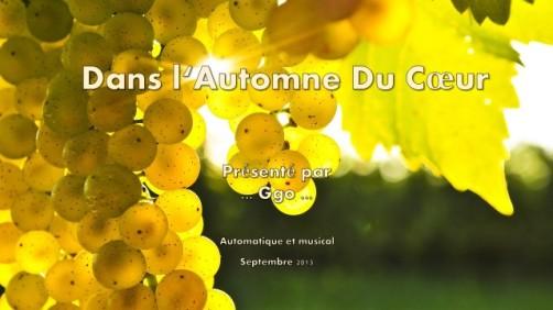 182-3 - Dans l'automne du coeur - Ggo - 1