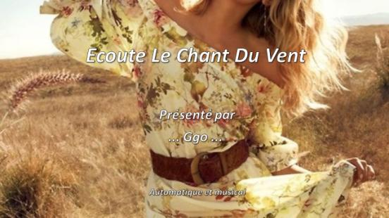 244-5 - Ecoute Le Chant du vent - Ggo 1
